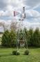 18 Ft Aluminum Windmill