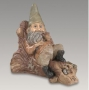 """15"""" Reclining Gnome"""