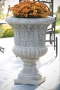 "32"" Egg & Dart Leaf Urn"