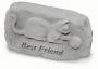 Best Friend - Cat Plaque