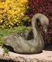 Large Swan Planter