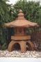 "35"" Bamboo Pagoda"