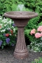 """30"""" Chelsea Fleur Fluted Fountain"""