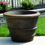 "29"" Cambridge Round Planter"