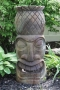 "36"" Pineapple Tiki Face"