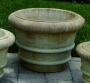 "14"" Cambridge Round Planter"