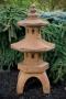 "42"" Two Tier Bamboo Pagoda"