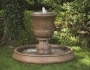 "32"" Cento Urn Fountain With Pool"