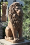 "48"" Grandessa Sitting Lion"