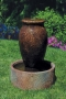 "32"" Taos Urn Fountain"