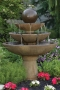 "55"" Tranquility Sphere Spill Fountain"