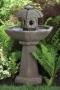 "42"" Spring Rain Pagoda Fountain"