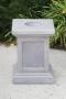 Medium Square Pedestal