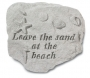 Leave The Sand at the... w/Sea Shell
