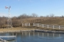Aluminum Windmill Pond Aerator 20 Ft