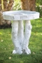 "25"" Birchwood Bird Bath"
