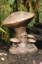 "15"" Medium Mushroom Cluster"