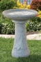 "24"" Sailbot Bird Bath"