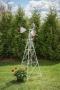 08 Ft Aluminum Windmill