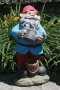 Lazy Daze Gnome With Watering Can